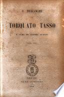 I dialoghi di Torquato Tasso