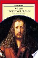 I discepoli di Sais. Testo tedesco a fronte