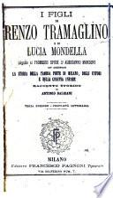 I figli di Renzo Tramaglino e di Lucia Mondella