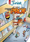 I fumetti di Focus Junior - A scuola con i Prof!