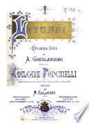 I Lituani. Dramma lirica di A. Ghislanzoni ... Riduzioni di M. Saladino ... Canto e pianoforte, etc
