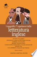 I magnifici 7 capolavori della letteratura inglese