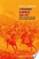 I prigionieri di Menelik, 1896-1897