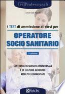 I test di ammissione ai corsi per operatore socio sanitario