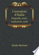 I trovatori d'Italia