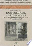 Iconologia della facciata nell'architettura italiana