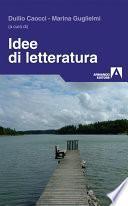 Idee di letteratura