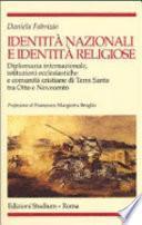 Identità nazionali e identità religiose