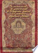"""Il baldacchino """"di gusto cinese"""" di Magliano Sabina e il cardinale Annibale Albani"""