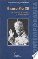 Il caso Pio XII