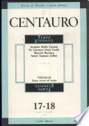Il Centauro Tempo-eternita' 17.18