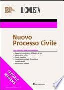 Il civilista. Nuovo processo civile