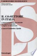 Il co-settore in Italia