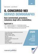 Il concorso nei servizi demografici. Quiz commentati e modulistica
