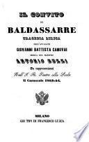 Il convito di Baldassarre