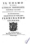 Il Cosmo; overo, L'Italia trionfante