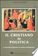 Il cristiano in politica