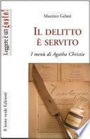 Il delitto è servito,i menu di Agatha Christie