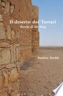 Il deserto dei Tartari: storia di un blog