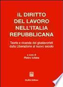 Il diritto del lavoro nell'Italia repubblicana