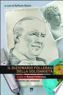 Il dizionario Follereau della solidarietà