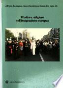 Il fattore religioso nell'integrazione europea