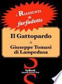 Il Gattopardo di Giuseppe Tomasi di Lampedusa - RIASSUNTO