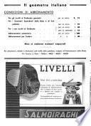 Il geometra italiano rivista di coltura tecnica e di difesa sindacale