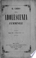 Il libro dell'adolescenza femminile
