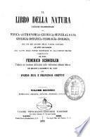 Il libro della natura lezioni elementari di fisica, astronomia, chimica, mineralogia, geologia, botanica, fisiologia, zoologia