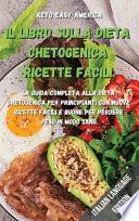 Il Libro Sulla Dieta Chetogenica Ricette Facili.