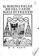 Il Magno Palazzo del Cardinale di Trento