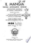 Il Mangia almanacco senese per l'anno ...