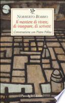 Il mestiere di vivere, di insegnare, di scrivere. Conversazione con Pietro Polito