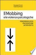 Il mobbing e le violenze psicologiche.