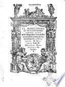 Il nobilissimo et ricchissimo torneo fatto nella magnifica città di Piacenza nella venuta del serenissimo don Giouanni d'Austria, & da M. Antonio Bendinelli descritto