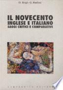 Il Novecento inglese e italiano