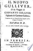 Il nuovo Gulliver