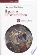 Il papiro di Artemidoro e un saggio del nuovo papiro