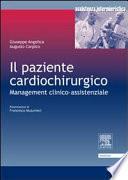 Il paziente cardiochirurgico. Management clinico-assistenziale