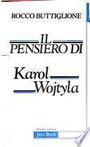 Il pensiero di Karol Wojtyła