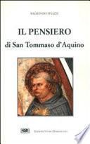 Il pensiero di San Tommaso d'Aquino