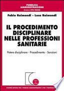 Il procedimento disciplinare nelle professioni sanitarie