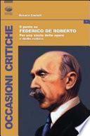 Il punto su Federico De Roberto