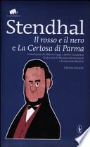 Il rosso e il nero-La certosa di Parma. Ediz. integrale