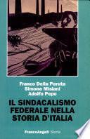 Il sindacalismo federale nella storia d'Italia