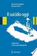Il suicidio oggi
