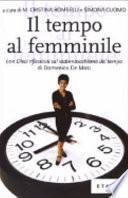 Il tempo al femminile