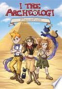 Il tesoro del faraone. I tre archeologi