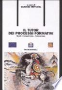 Il tutor dei processi formativi